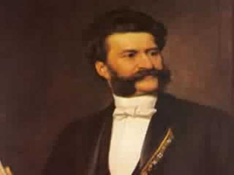 Johann Strauss II – The Blue Danube Waltz