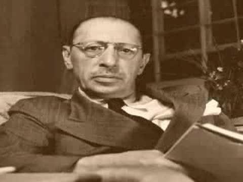 Stravinsky – The Rite Of Spring – Sacrificial Dance