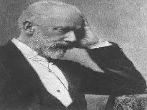 Tchaikovsky – None But The Lonely Hearts